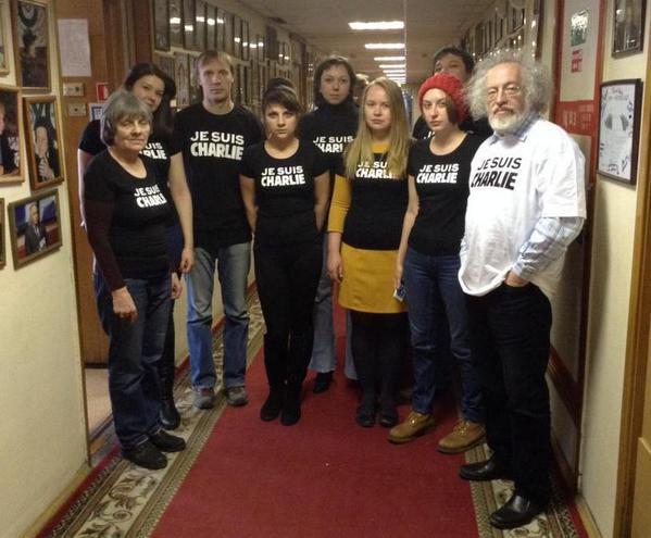 «Charlie Hebdo». Пиар на крови