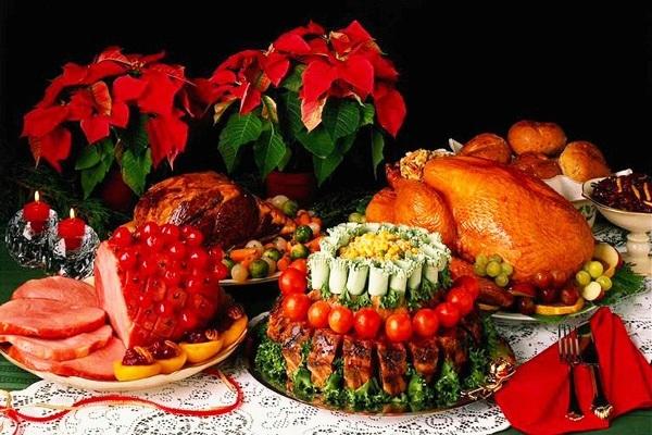 Тема 1. Скоро Новый год! Начинаем подготовку. Украшение новогодних блюд... 2013!