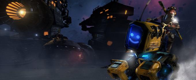 ReCore - названы новые улучшения в Definitive Edition и опубликовано сравнение оригинала с обновленной версией для Xbox One X