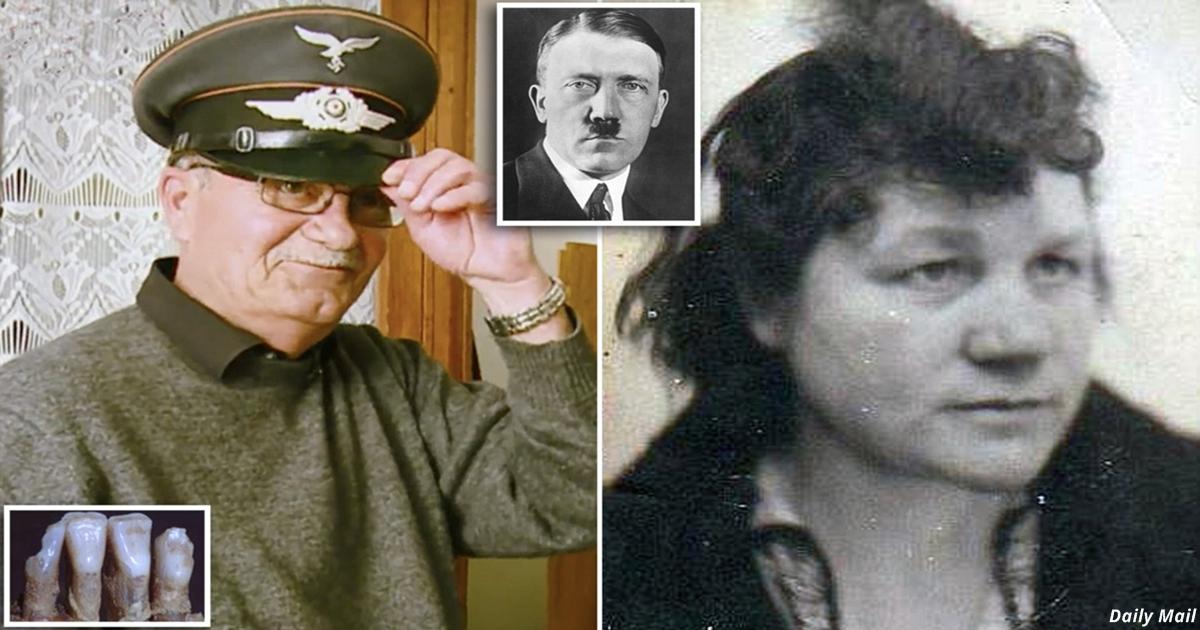 Французский сантехник сдал тест на ДНК, чтобы доказать: он - внук Гитлера!