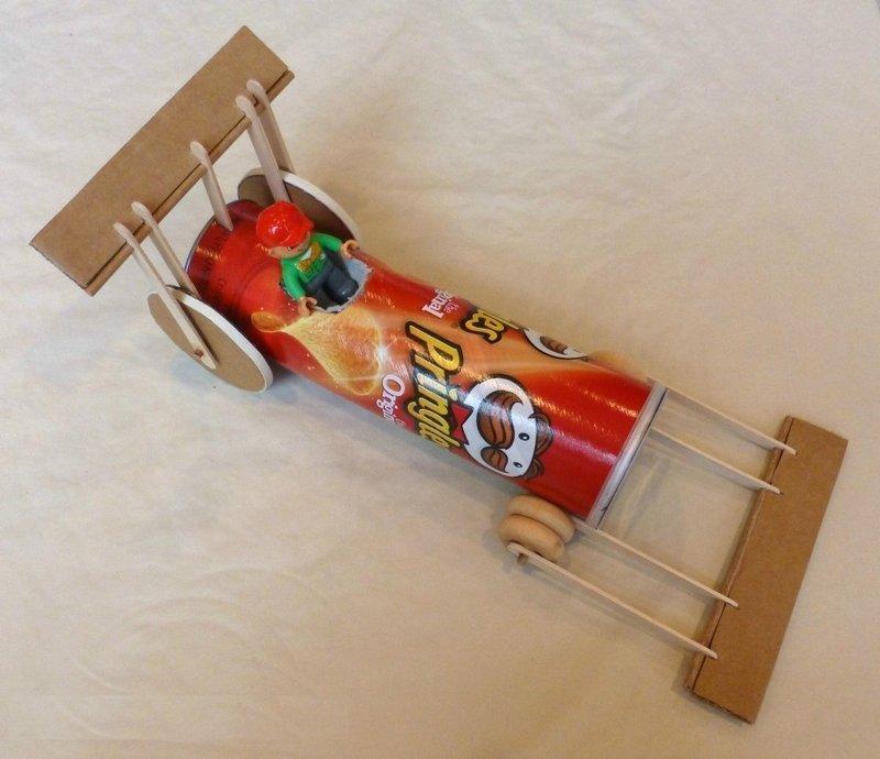Выкидываете банки от чипсов? Зря! Их можно потрясающе использовать идеи, картонная банка, рукоделие, своими руками, сделай сам, упаковка от чипсов