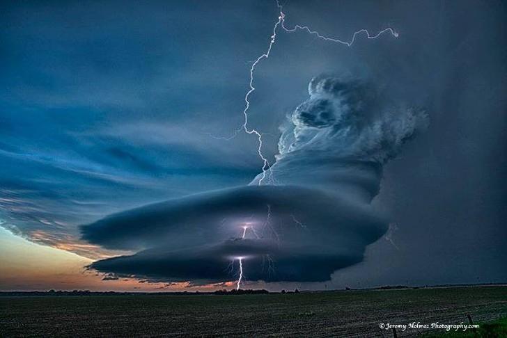 Thunderstorms28 35 belas fotos que demonstram o poder ea beleza dos elementos