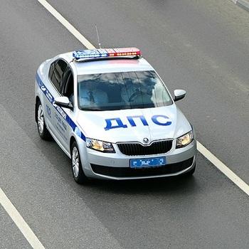 В Ульяновске полицейский сбил двух детей