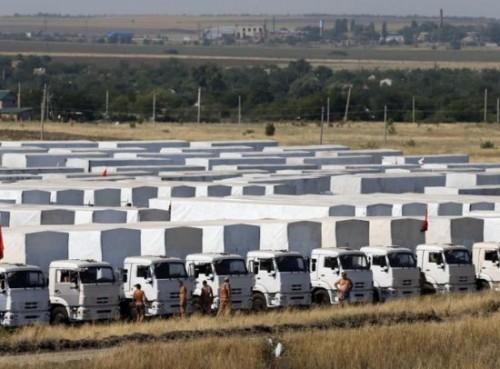 Хроники безумного Киева: Геращенко призывает уничтожить российский гуманитарный конвой