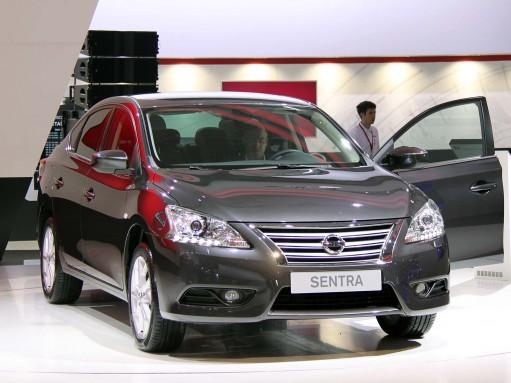 До конца года в Ижевске выпустят 900 седанов Nissan Sentra