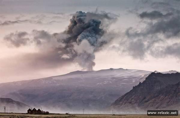 Удивительная природа Исландии