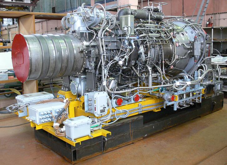 ОДК разработала первый российский морской газотурбинный агрегат ГТА-8