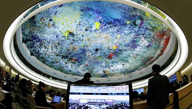 Права человека стали разменной монетой в нечестных политических играх