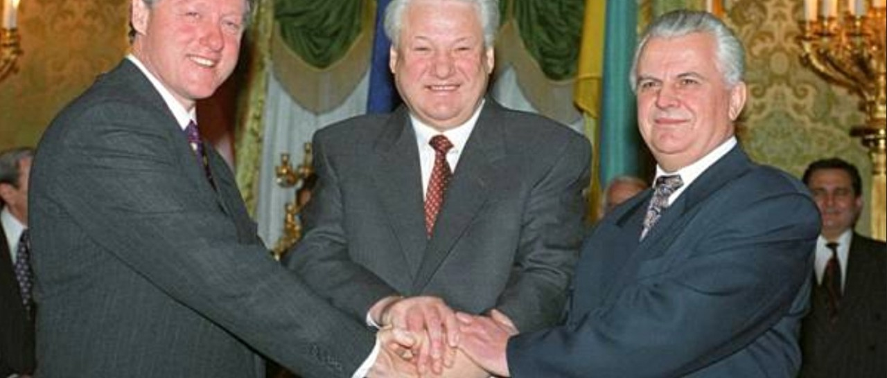 Кравчук сожалеет, что сегодня президент России Путин, а не Ельцин