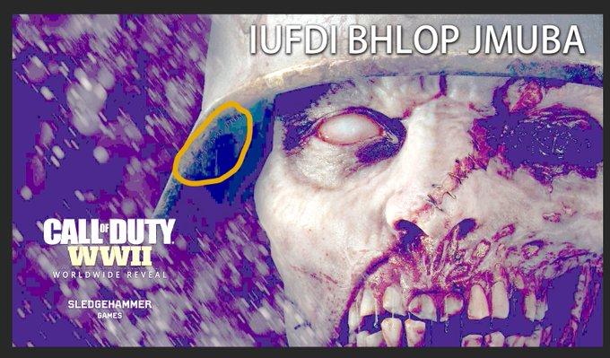 На сайте Call of Duty: WW2 найден большой секрет