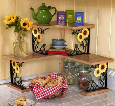 Декор для кухни идеи