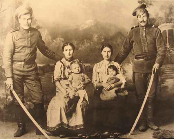 Золотые правила казачьей семьи