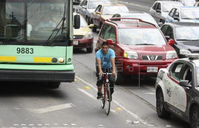 MÉXICO TRANSPORTE - La bicic…