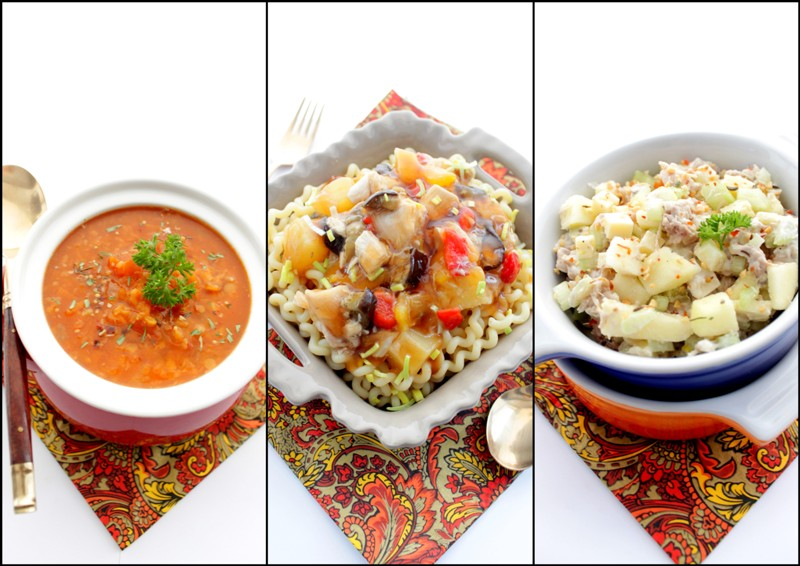 Рецепты для обеда с фото