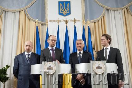 Мания величия украинских депутатов