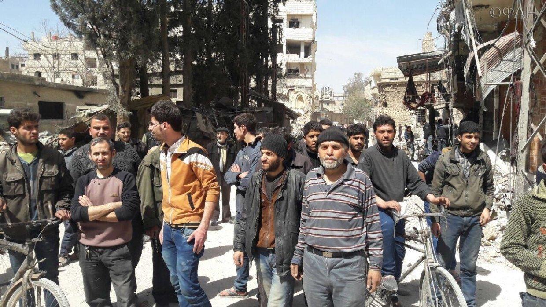 Сирия: корреспондент ФАН поб…