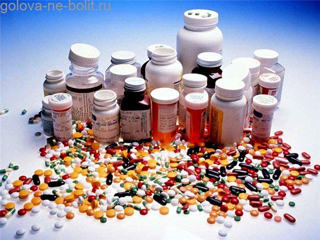 какое лекарство повышенном холестерине