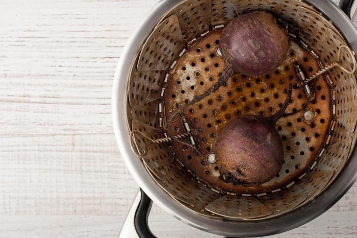 картофель в пергаменте