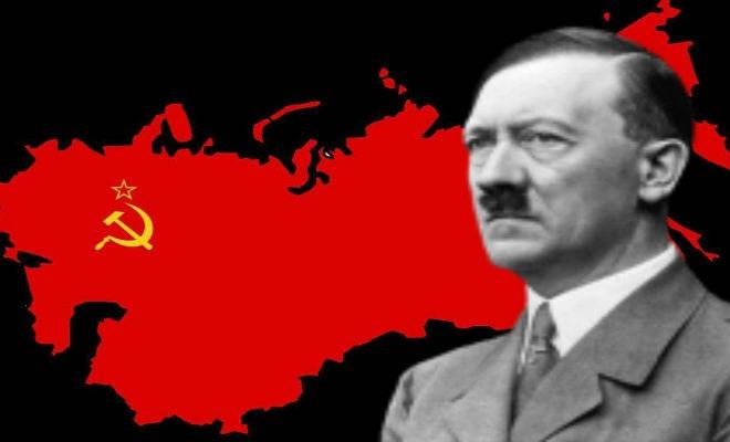 Планы Германии после захвата СССР