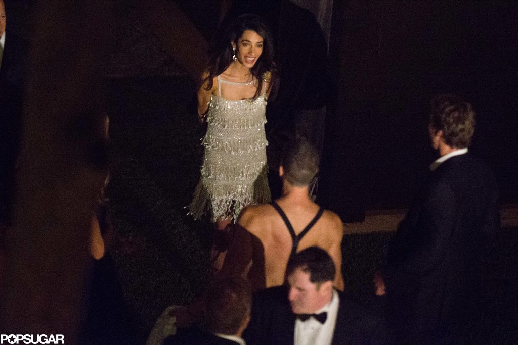 George and Amal's Wedding!
