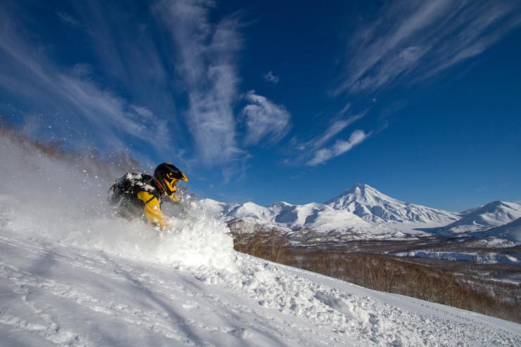 Камчаткинг — Горная снегоходная школа Skidooking - Фото 1