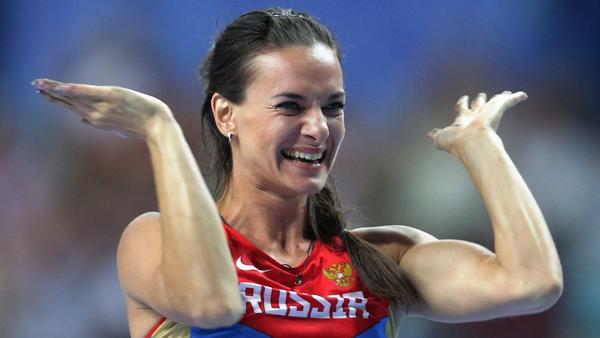 Елена Исинбаева: «Я стала дв…