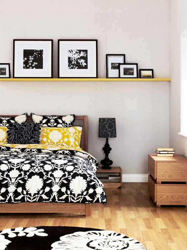 Картины над кроватью в спальне своими руками