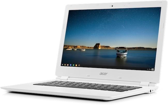 Acer назвала рублёвые цены на первый в мире хромбук с чипом NVIDIA Tegra K1