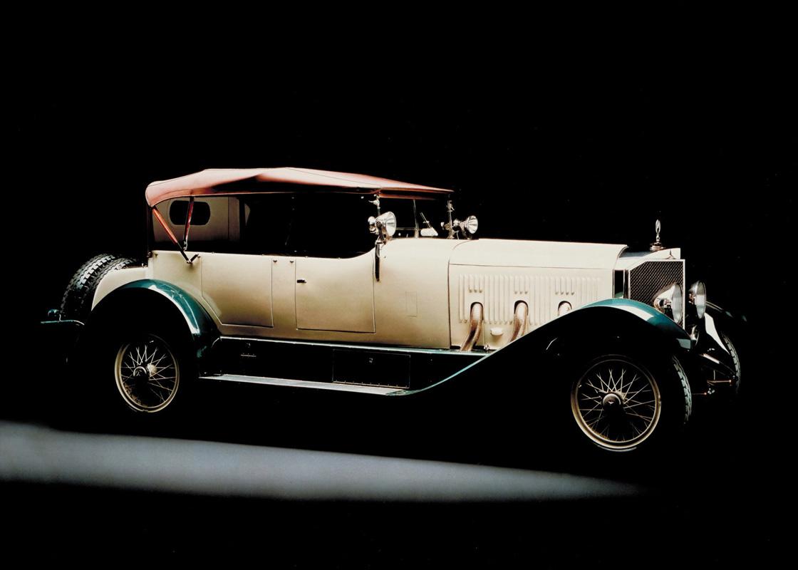 Mercedes-Benz Type S (1927)