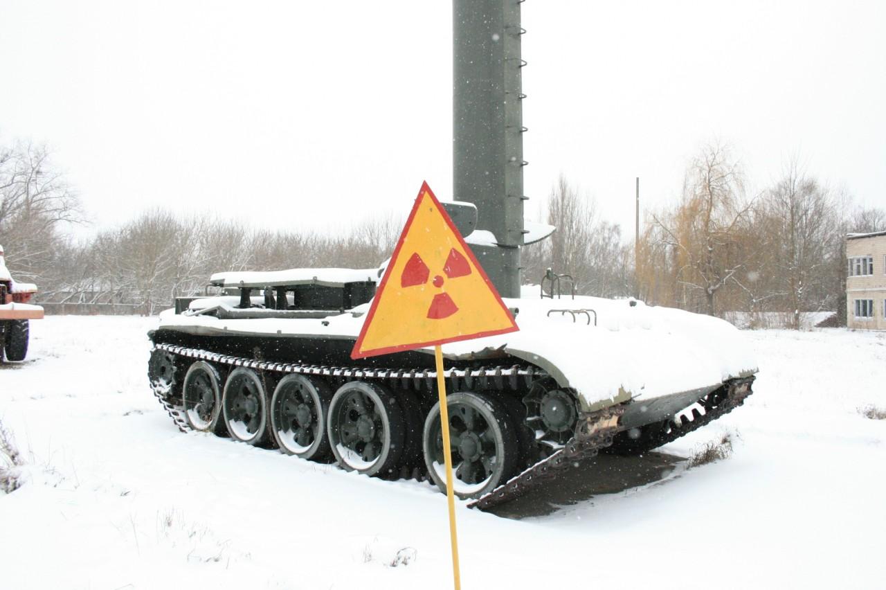 Поездка в Чернобыль