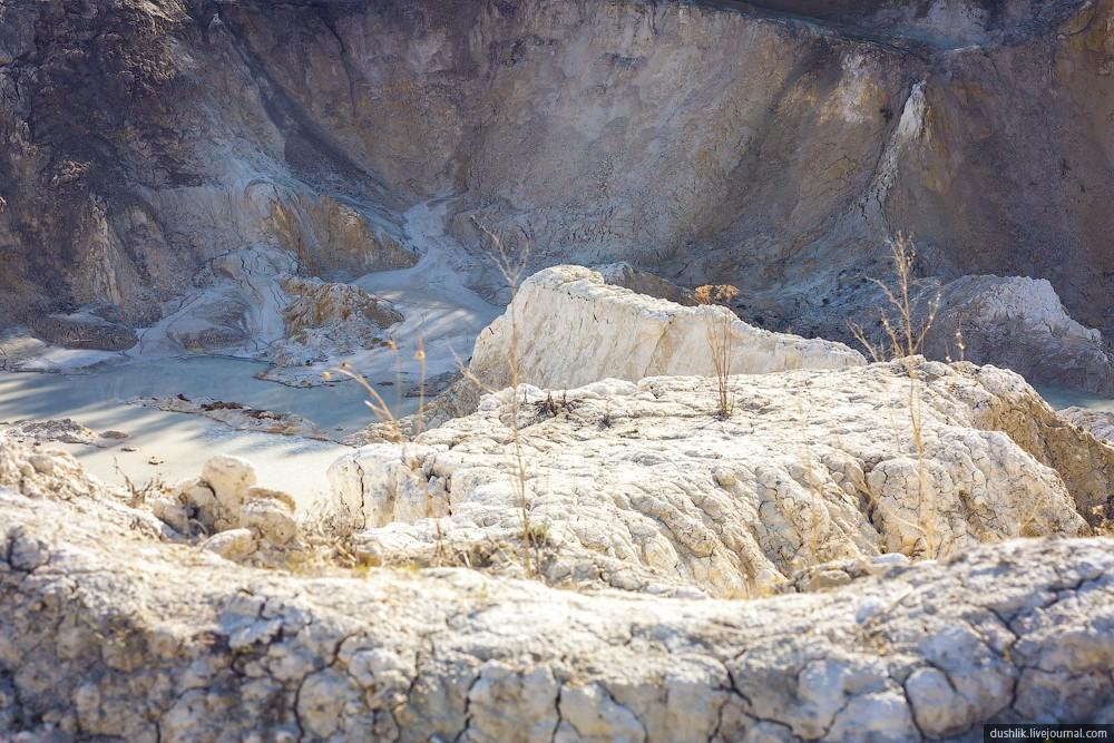 UralBali33 Бывший Кыштымский каолиновый карьер, или Уральский Бали