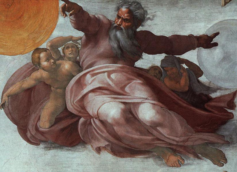 Загадка описания сотворения мира из Ветхого Завета