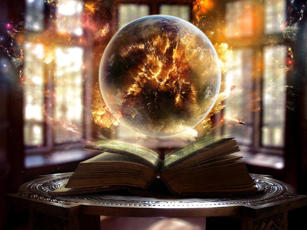 Полнолуние и магические обряды