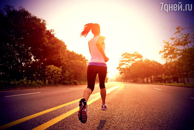 Учитесь правильно бегать: 4 …