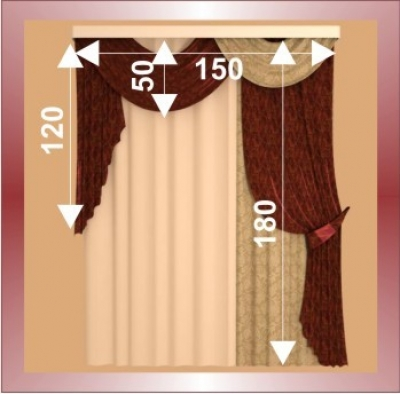 Как сшить шторы - инструкция