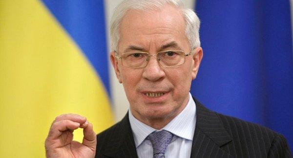 Азаров объяснил, почему украинцы мёрзнут, но не устраивают новый Майдан