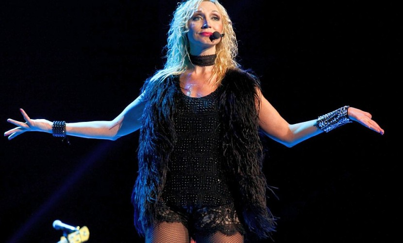 Кристине Орбакайте из-за концерта в Крыму запретили въезд на Украину