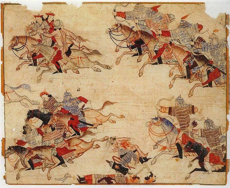 Рыцари кочевых империй (часть 1)