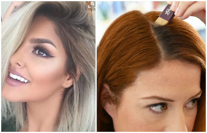 Дотянуть до салона — 9 способов замаскировать отрастающие корни волос