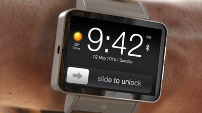 Часы от Apple поступят в продажу уже в 2013 году