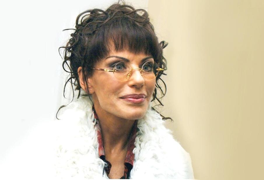Ирина Понаровская. Былая роскошь и пластическая катастрофа эталона красоты.