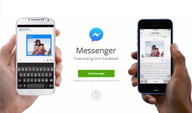 Пользователей Facebook вынудят скачать Messenger