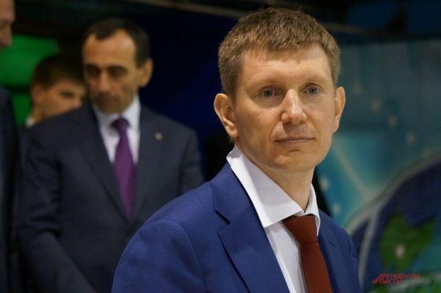 Глава Пермского края поздравил «Аргументы и факты» с 40-летием