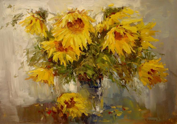 """Биляев Роман. """"цветы счастья"""""""