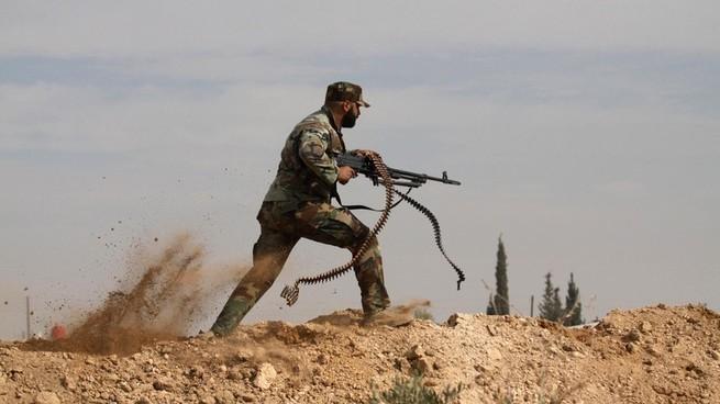 Сирия: новый тактический ход САА и двойное кольцо окружения Акербата