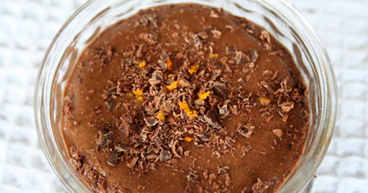 Белковый завтрак с шоколадным вкусом! Быстро, вкусно и полезно