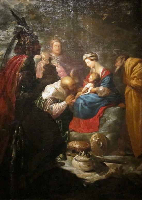художник Клод Виньон (Claude Vignon) картины – 26