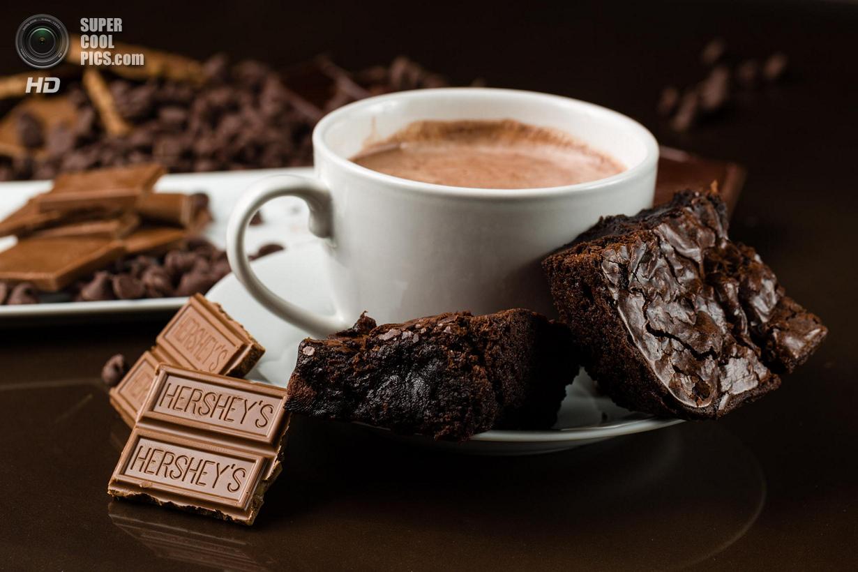 Шоколад. (dav.d daniels)