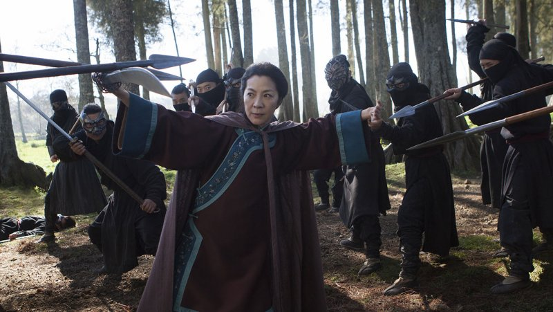 'Crouching Tiger' Sequel to Hit Netflix and Imax Simultaneously in Groundbreaking Deal