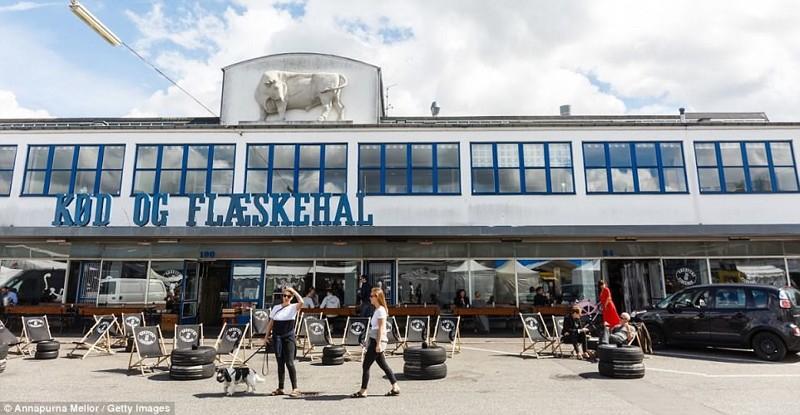 Vesterbro, Копенгаген Lonely Planet, города мира, путеводитель, районы, туризм, туристические